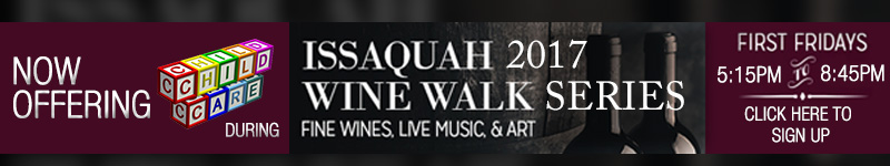 Downtown Issaquah Wine Walk Series - June 2nd, 2017 @ Historic Shell Station | Issaquah | Washington | United States