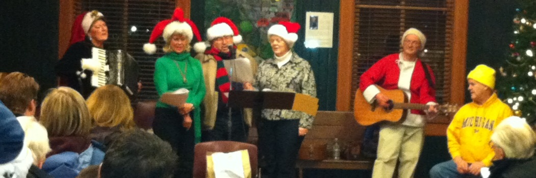 Caroling @ Historic Train Depot | Issaquah | Washington | United States