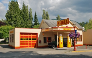 Historic Shell Station