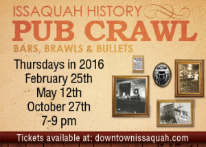 History Pub Crawl - 2016 Multiple Dates