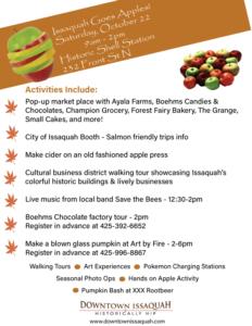 Issaquah Goes Apples @ Shell Station | Issaquah | Washington | United States