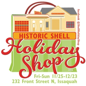 Historic Shell Station Holiday Pop Up Shop @ Historic Shell Station | Issaquah | Washington | United States