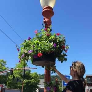 Show Your Love with Flowers on Front Street @ Downtown Issaquah Association | Issaquah | Washington | United States