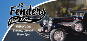 Fenders on Front Street - Father's Day, June 18th 2017 @ Historic Shell Station | Issaquah | Washington | United States