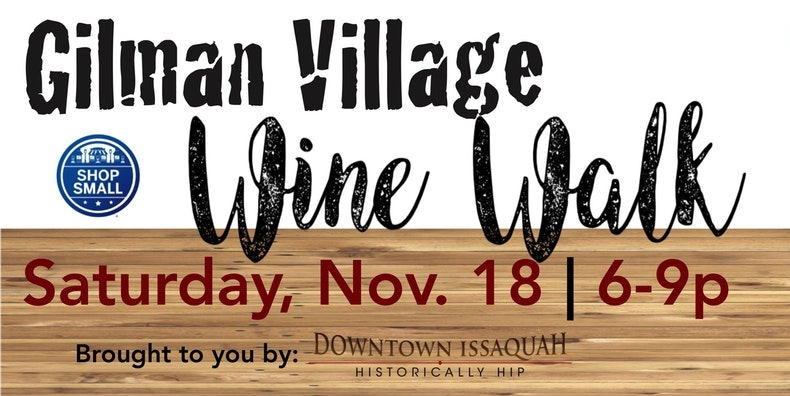 Gilman Village Wine Walk 11/18