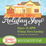 Historic Shell Holiday Shop @ Shell Station | Issaquah | Washington | United States