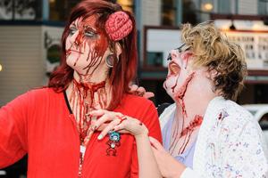 Zombie Walk @ Historic Shell Station | Issaquah | Washington | United States